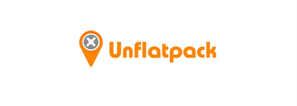 Unflatpack logo